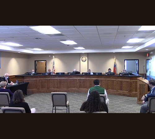 3-2 Vote Dismisses Superintendent Dr. Townsend's Contract