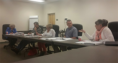 Pickens County Board of Education Work Session (Video)