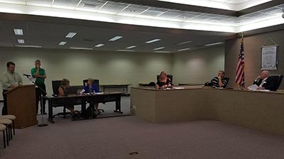 Pickens County Board of Education June 2017