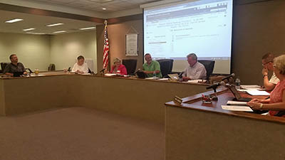 Pickens County Board of Education July Meeting (Video)