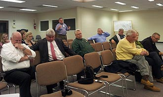 Board of Education Called Meeting Concerning Use of Gym on Stegall Drive (Video)