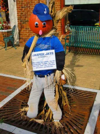 BOO WHO? Scarecrow Contest