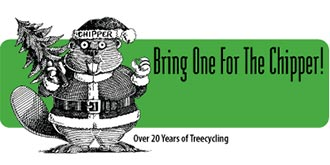 Keep Pickens Beautiful Bring one for the Chipper Christmas tree recycling