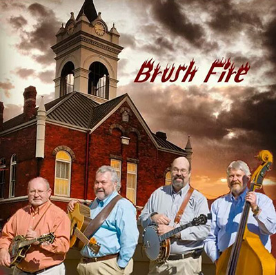 Two Great Bands�  Old and New�for Bluegrass Festival