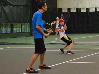 "Bent Tree Tennis – ""Serving our Future Leaders"""