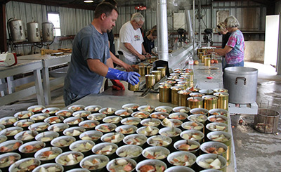 PICKENS COUNTY CANNERY OPENING SCHEDULED