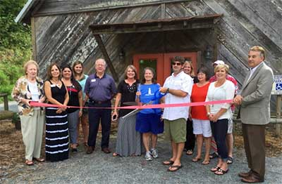Pickens County Chamber Recognizes Cartecay Vineyards with a Ribbon Cutting Ceremony