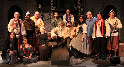 Man of LaMancha -- A Musical of Imagination and Inspiration