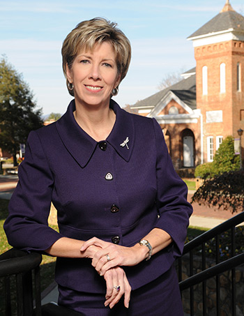 Young Harris President � Cathy Cox to be the Guest Speaker at the 2015 STAR