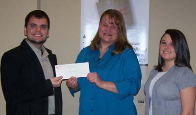 Boys & Girls Club Receives Staff Donation