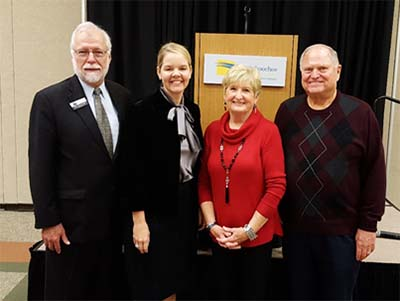 Pickens Chamber December Breakfast Recap