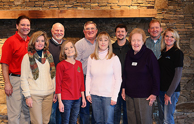 Pickens Chamber Board of Commerce Establishes Goals For 2015