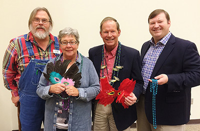 Preparations Underway for Mardi Gras in the Mountains