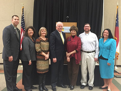 Reinhardt University hosted the Chamber January Breakfast