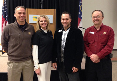 Chamber of Commerce's December Membership Breakfast