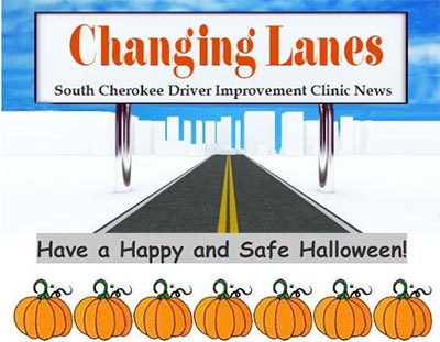 Changing Lanes October 2016 Newsletter