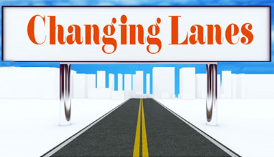 Changing Lanes September Newsletter