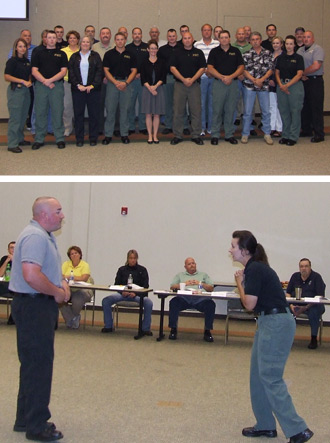 PSO Crisis Intervention Team (CIT) Training