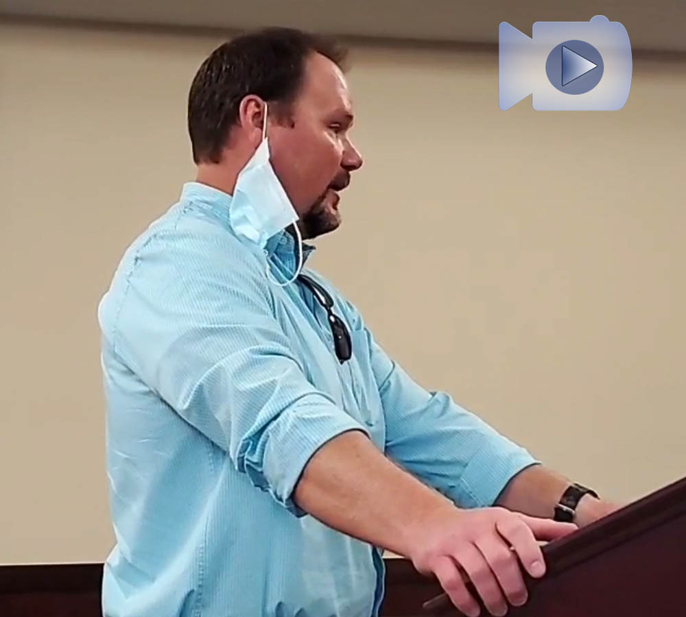 Jasper City Manager Announces Resignation at Council Called Meeting on Tax Digest Ad