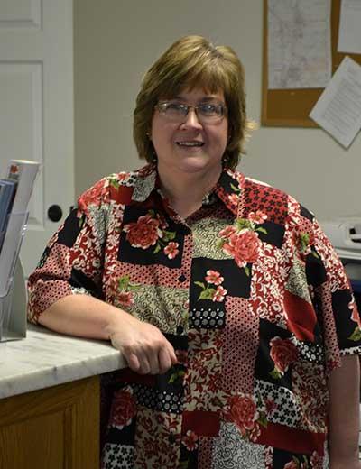 Nelson City Council Member Martha Tipton