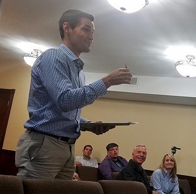 Jasper City Council Meeting June 2017