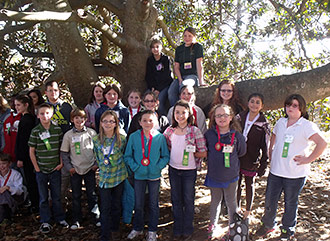 Pickens 4-H Cloverleaf Success
