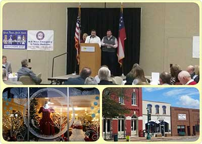 Pickens Chamber of Commerce Breakfast Recap