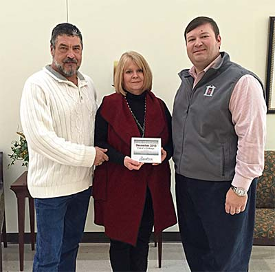 Coco's Cottage Awarded Pickens Chamber Small Business of the Month