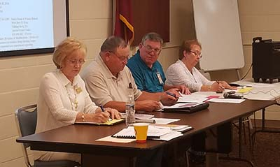 Pickens County Board of Commissioners Regular Meeting & Millage Rate Adoption (Video)
