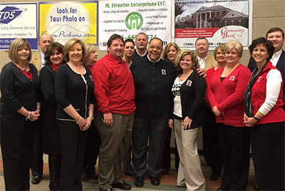Community Bank of Pickens County Breakfast Sponsor