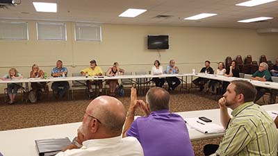 Pickens County Joint Comprehensive Plan Stakeholders Meeting
