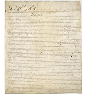 The U.S. Constitution is 'Under Fire' says the Pickens County Tea Party