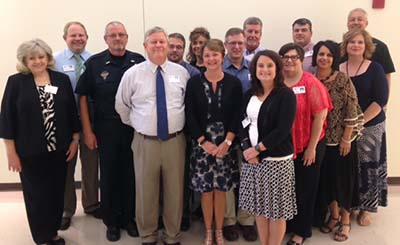 CTC Provides Training to Pickens BOE