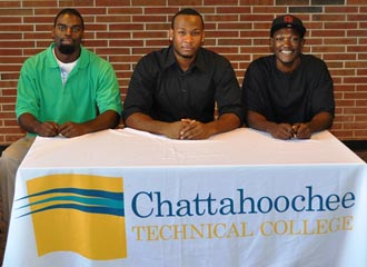 Chattahoochee Tech men's basketball signs three transfer players