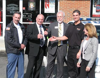 Firehouse Subs Donates $15,000 of Equipment to Chattahoochee Tech
