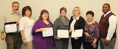 Chattahoochee Technical College Marketing Team Wins Four Awards