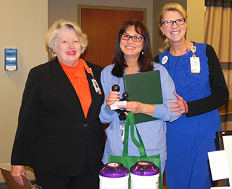 Piedmont Mountainside nurse receives award for extraordinary care