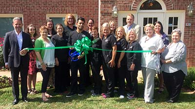 Dawsonville Distinctive Dentistry – Ribbon Cutting