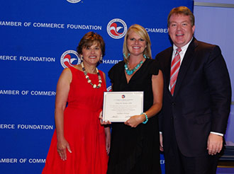 Denise M. Duncan, IOM of Pickens County Chamber of Commerce Graduates from Institute for Organization Management
