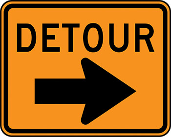 Expect Detours Off Georgia Highways 372 and 5 Business in Ball Ground