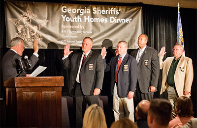 Sheriff Craig is New President of the Georgia Sheriffs� Youth Homes
