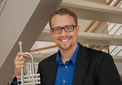 Trumpet program to kick off free concert series