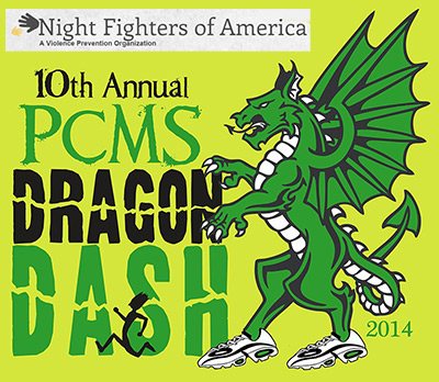 A Call For Peace NOW in Conjunction with PCMS Dragon Dash