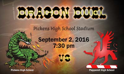 Dragons Duel This Friday!