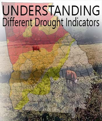 Understanding the Different Drought Indicators for Pickens County