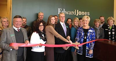 Edward Jones Financial Advisor Announces Grand Opening