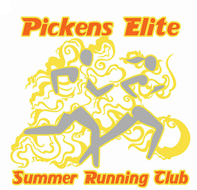 Pickens Elite Summer Running Club Begins June 1st