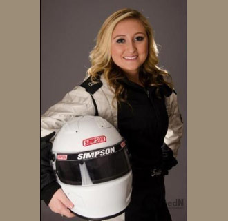 Emilee Riley, Gresham Motorsports Park Truck Champion For Second Year
