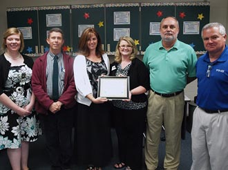 PHS Engineering and Technology Education Program Receives Re-Certification from the State of Georgia