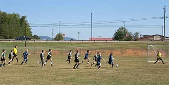 PCRD Fall Soccer Registration Forms & Information